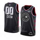 Camiseta All Star 2019 Indiana Pacers Personalizada Negro