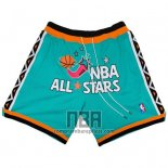 Pantalone All Star 1996 Jsut Don Verde