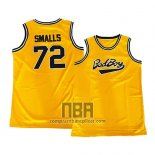 Camiseta Pelicula Badboy Biggie Smalls NO 72 Amarillo