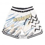 Pantalone Golden State Warriors Just Don Blanco