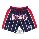 Pantalone Houston Rockets Just Don Azul