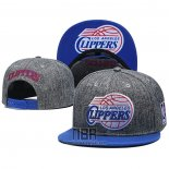 Gorra Los Angeles Clippers Gris Azul