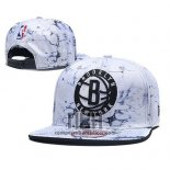 Gorra Brooklyn Nets 9FIFTY Snapback Blanco