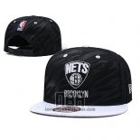 Gorra Brooklyn Nets 9FIFTY Snapback Negro Blanco