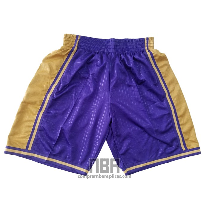 Pantalone Los Angeles Lakers Chinese New Year Violeta