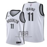 Camiseta Nino Brooklyn Nets Kyrie Irving NO 11 Association 2019 Blanco