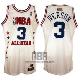 Camiseta All Star 2003 Allen Iverson NO 3 Blanco