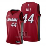 Camiseta Miami Heat Solomon Hill NO 44 Statement 2019-20 Rojo