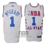 Camiseta All Star 2003 Tracy McGrady NO 1 Blanco