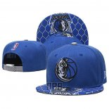 Gorra Dallas Mavericks Azul