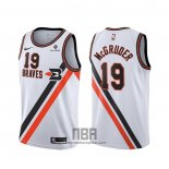 Camiseta Los Angeles Clippers Rodney Mcgruder NO 19 Classic Edition 2019-20 Blanco
