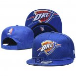 Gorra Oklahoma City Thunder 9FIFTY Snapback Azul2