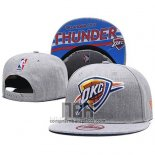 Gorra Oklahoma City Thunder 9FIFTY Snapback Gris