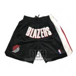 Pantalone Portland Trail Blazers Just Don Negro