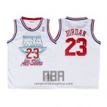 Camiseta All Star 1992 Michael Jordan NO 23 Blanco