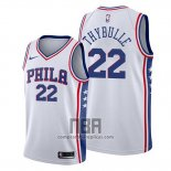 Camiseta Philadelphia 76ers Matisse Thybulle NO 22 Association 2019-20 Blanco