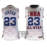 Camiseta All Star 2003 Michael Jordan NO 23 Blanco