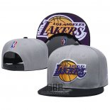 Gorra Los Angeles Lakers 9FIFTY Snapback Gris