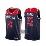 Camiseta Washington Wizards Jerian Grant NO 22 Association 2020-21 Azul