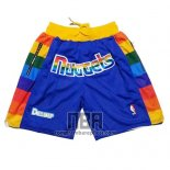 Pantalone Denver Nuggets Just Don Azul